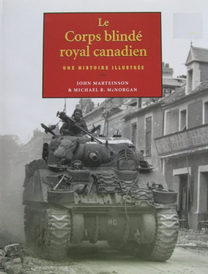 Kit shop The Royal Canadian Armoured Corps