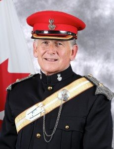 Colonet Honoraire Larry Smith