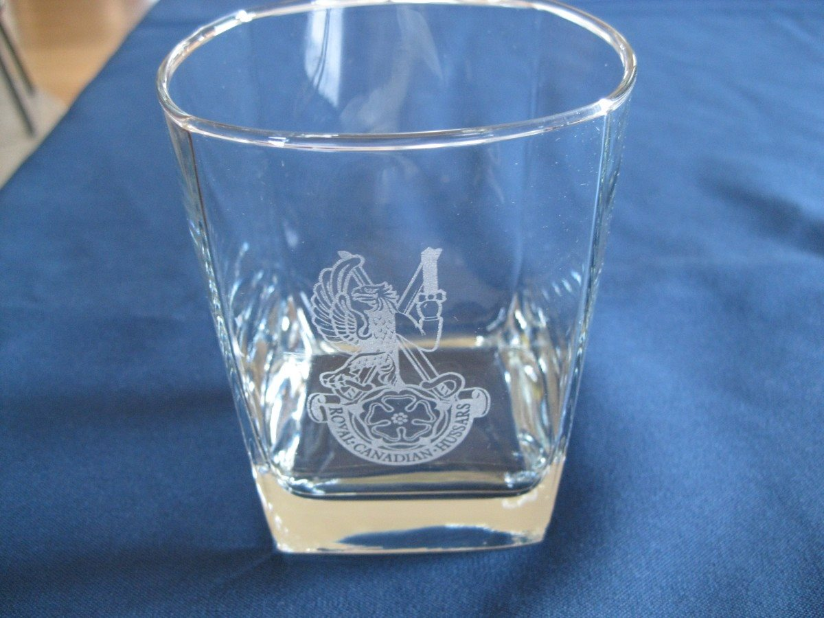 Kit shop Scotch glass (set of 4)