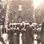 1941 Camp Debert Sgt Rose Funeral