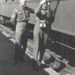 1941 Camp Debert Trip