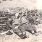 1941 Camp Debert summer
