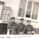 1942 Sept Leave in England