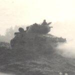 195x Training Sherman tank