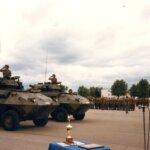 Valcartier D&M final parade