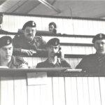 Observation post3 Sgt Vaillancourt Cpl Metz