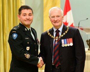 """""""Order of Military Merit Investiture Ceremony"""""""