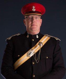membre Honouree President – LCol S. Funk